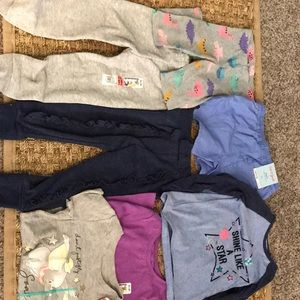 Girl 3-4 T clothes.